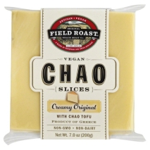 Creamy Original with Chao Tofu