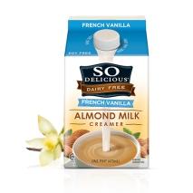 French Vanilla Almond Milk Creamer
