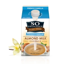 French Vanilla Almond Milk Creamer