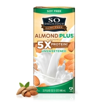 Almond Plus Unsweetened