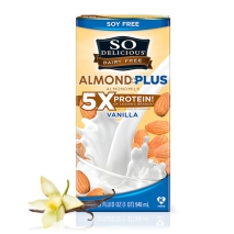 Almond Plus Vanilla