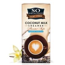 Barista Style French Vanilla Coconut Milk Creamer