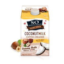 Hazelnut Coconut Milk Creamer