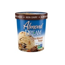 Toffee Almond Fudge