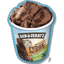 Chocolate Fudge Brownie Non-Dairy