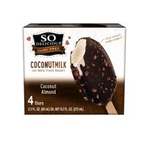 Coconut Almond Bars
